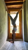 yoga pose switzerland