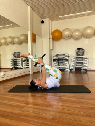 pilates workout in studio lausanne