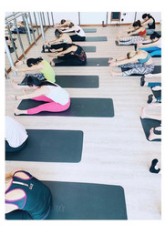 pilates matwork in lausanne