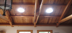 sun glo solar tube in vaulted ceiling by solarise tube skylights.png