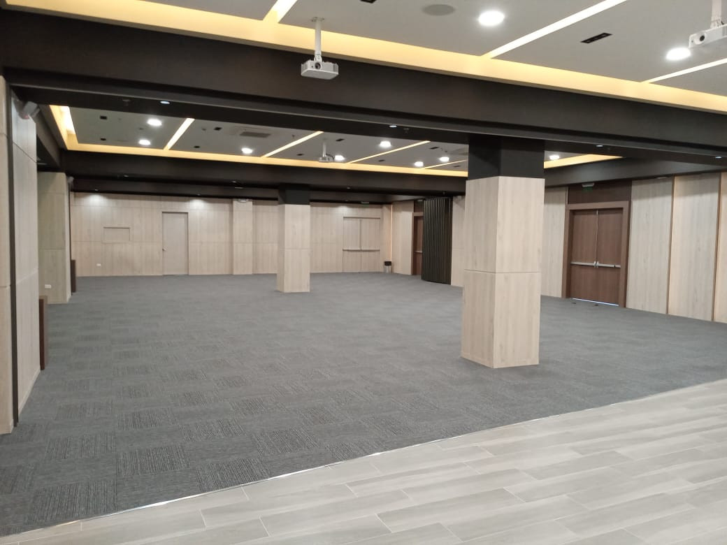 Salón Platino (dimensiones)