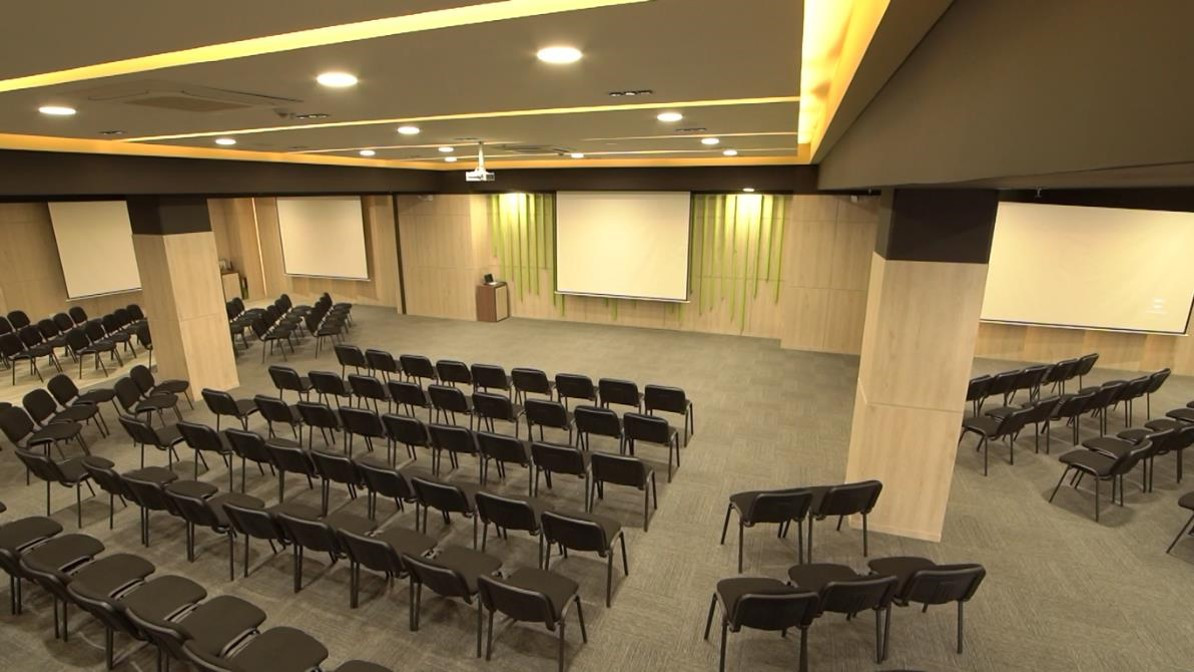 Salón Platino para conferencias