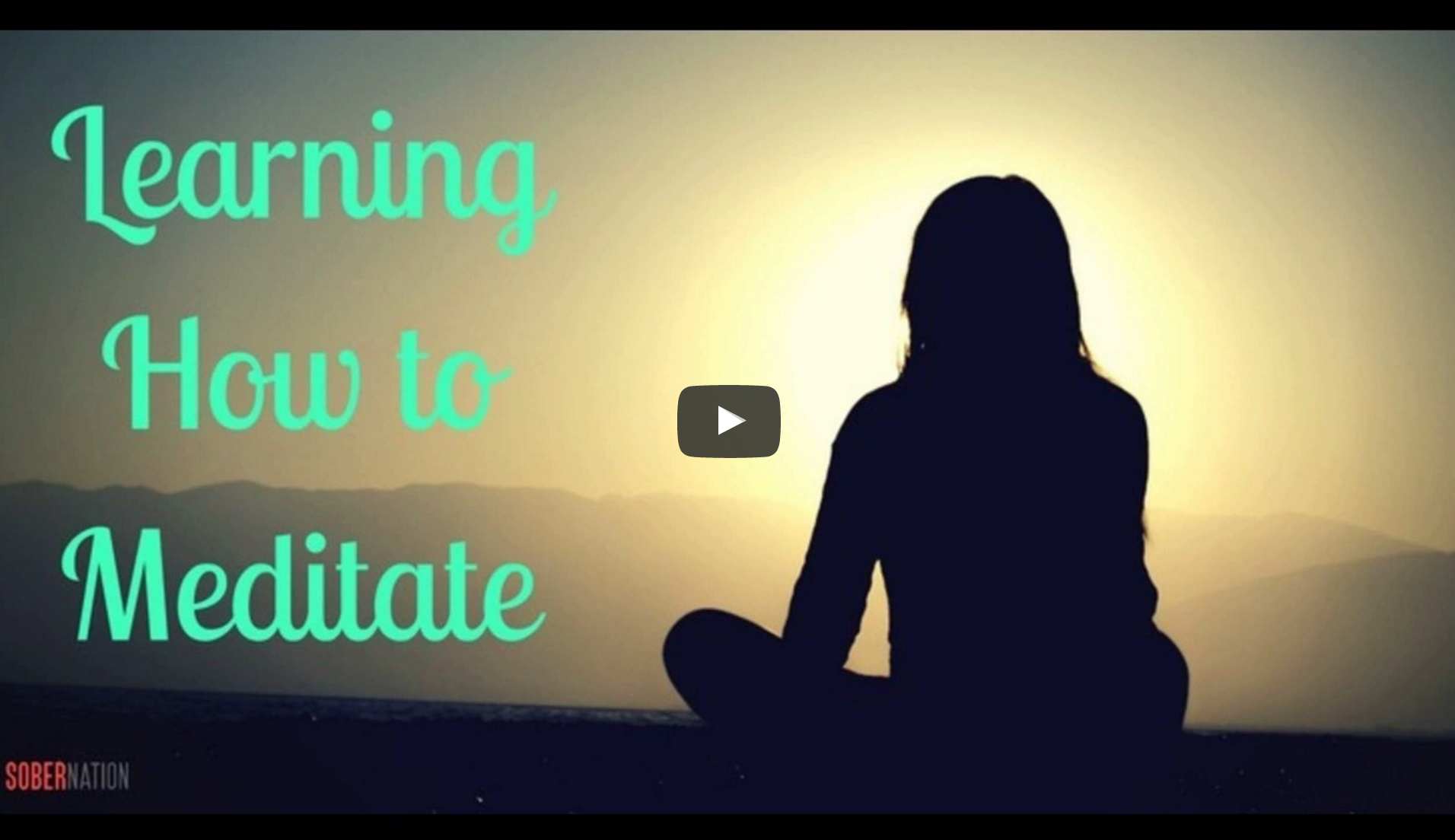 How to meditate day 5