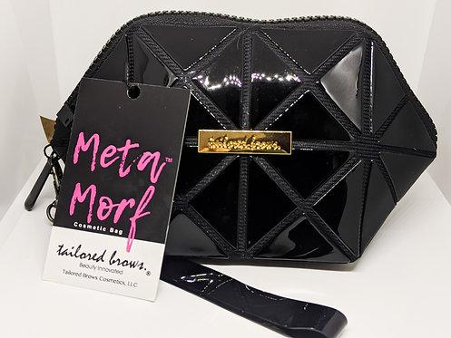 Meta Morf | Black Mini Cosmetic Bag