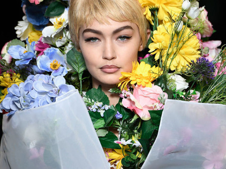 Milan Fashion Week 2018: The Brow Situation