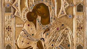 График совершения молебнов клириков Вознесенского храма перед Донской иконой Божией Матери в Ростовс
