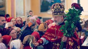 Ваше высокопреподобие, дорогой отец Анатолий! Сердечно поздравляем Вас с Днем Тезоименитства!