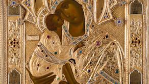 График служения молебнов у иконы Божией Матери Донская в Ростовском кафедральном соборе