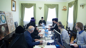 Настоятель Вознесенского храма протоиерей Анатолий Аухимик приняла участие в Архитектурно-искусствов