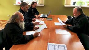Состоялось итоговое заседание пастырской комиссии по рассмотрению вопросов церковного брака и молитв