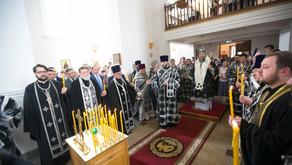 На девятый день со дня трагедии в Кемерове митрополит Ростовский и Новочеркасский Меркурий совершил