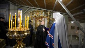 31 декабря 2015 года Глава Донской митрополии митрополит Ростовский и Новочеркасский Меркурий соверш