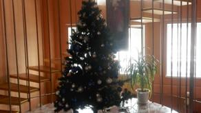 Подготовка к Рождеству в воскресной школе