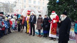 """Ярмарка """"Рождественское чудо"""""""