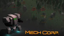 MechCorp has been released on Steam!