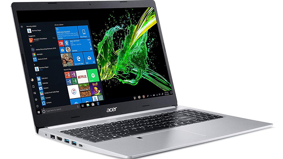 Acer Aspire 5 slim laptop 15.6inch full hd 8th Gen
