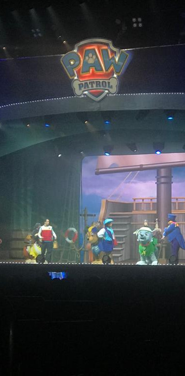 "PAW Patrol Live! ""The Great Pirate Adventure!"" - Star Hall, KITEC"