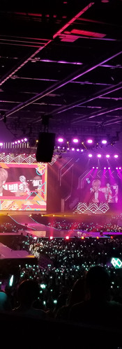 "EXO ""EXO PLANET #5 - ExplOration"" 巡迴演唱會2019香港 - - Asia World Expo, Hall 1"