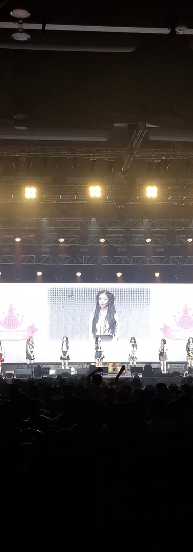 "Lovelyz ""Lovelyz 3 of Winter World"" 亞洲巡迴演唱會2019香港站 - Hall 11, Asia World Expo"