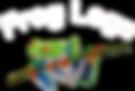 Frog Legs Logo - only at Rolko