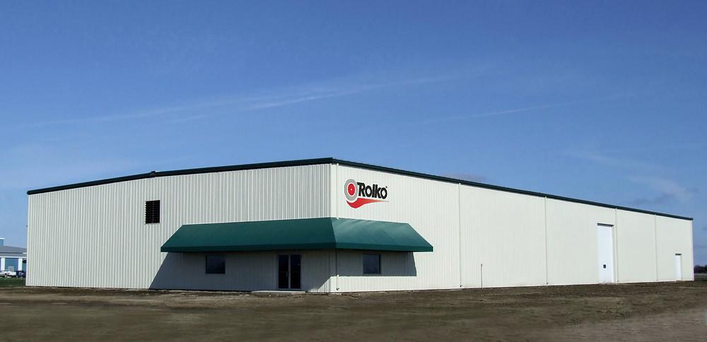 Rolko new subsidiary US - Rolko NA Building