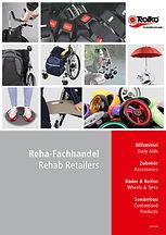 Rolko Kataloge für Sanitätshäuser und Reha-Fachhändler