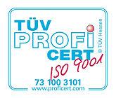 Rolko ist zertifiziert nach DIN ISO 9001