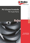 Product group 7 of our catalogue for OEMs: Polyurethane Foam Parts