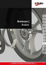 Brakes, hand brakes, drum brakes, hub brakes, disc brakes, Bowden cables and accessories