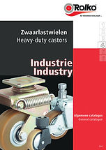 Industrie catalogus - 4 Zwaarlastwielen