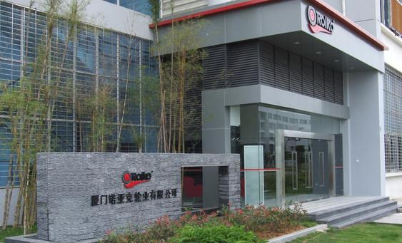 Rolko Dochteronderneming and Productie in China: Rolko Xiamen