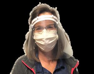 Face shield against Coronavirus