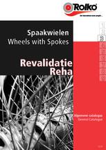 Revalidatie catalogus - 3 Spaakwielen