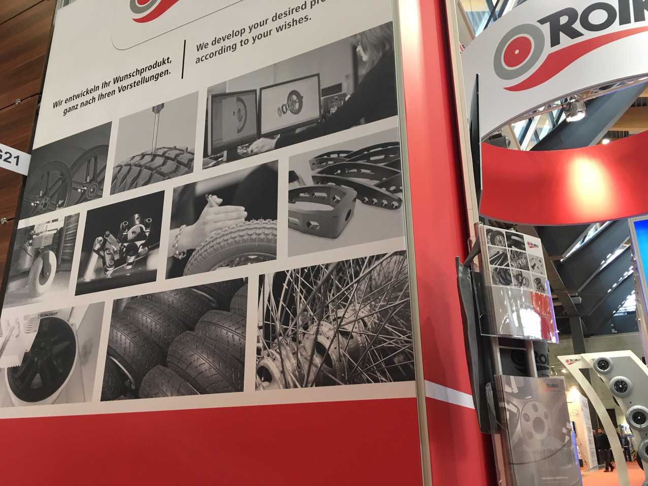 LogiMAT: booth concept