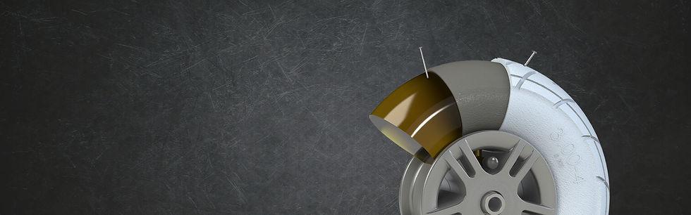 RokoSMART - Pannensichere Füllung für Luftreifen und Lufträder