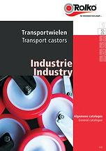 Industrie catalogus - 2 Transportwielen