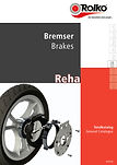 Product group 1 of our catalogue for OEMs: Brakes