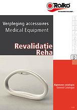 Revalidatie catalogus - 9 Verpleging