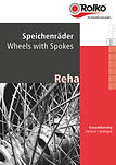 Product group 3 of our catalogue for OEMs: Spokewheels