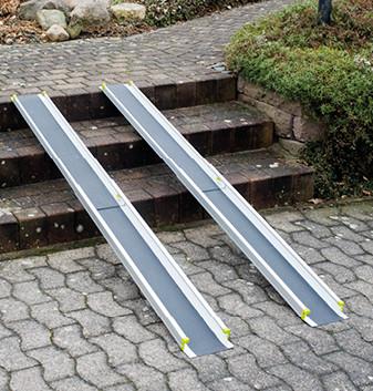 basic ramp for wheelchairs