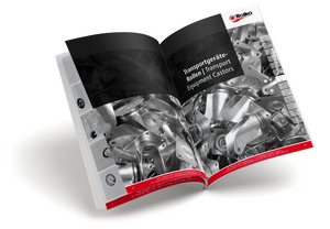 Our catalogue with castors, wheels and accessories for the industry and trade