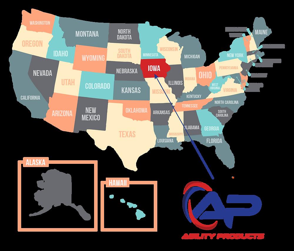 Rolko Niederlassung USA Ability Products