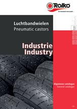 Industrie catalogus - 3 Luchtbandwielen