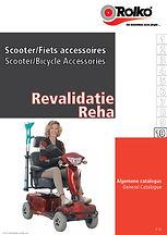 Revalidatie catalogus - 10 10 Scooter/Fiets accessoires