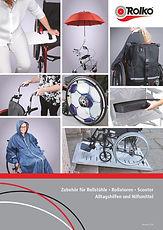 Unsere Produkte für den Außendienst von Sanitätshäusern und Reha-Fachhändler