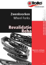Revalidatie catalogus - 4 Zwenkvorken