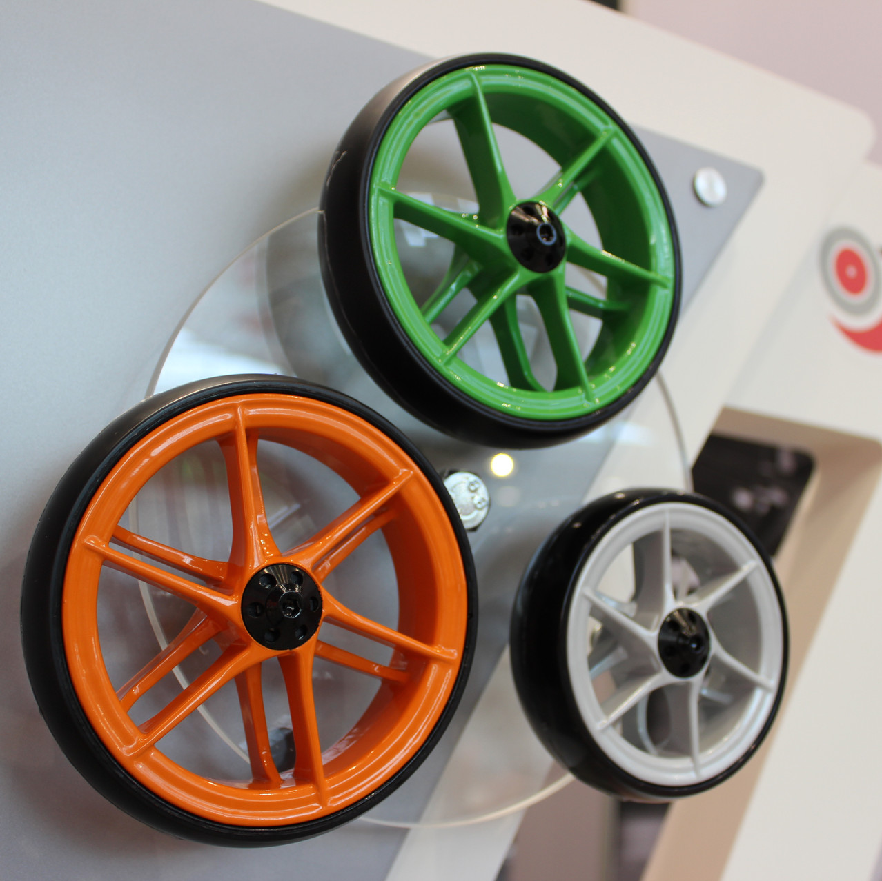 CarbonLine Räder