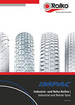Our brochure with iMPAC tyres for the industrial sector