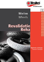 Revalidatie catalogus - 1 Wielen