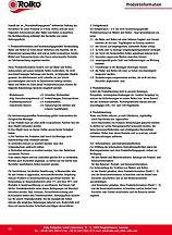 Technische Informationen useres Industrikatalogs